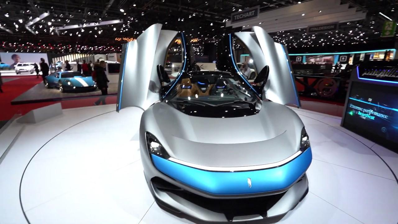 Every Indian Must Watch Mahindra S Electric Hypercar Pininfarina Battista Hindi Motoroctane Youtube