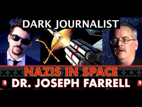 Dark Journalist: Dr. Joseph Farrell Nazis In Space: Von Braun JFK And The UFO  Invasion Op