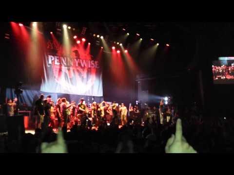Pennywise Las Vegas 8/27/14