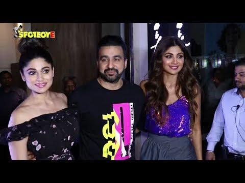 Shilpa Shetty, Shamita, R Madhavan, Arpita-Aayush and other celebs at Raj Kundra's Birthday Bash Mp3