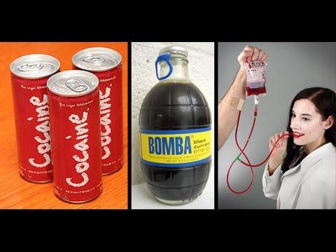 Weird Energy Drinks