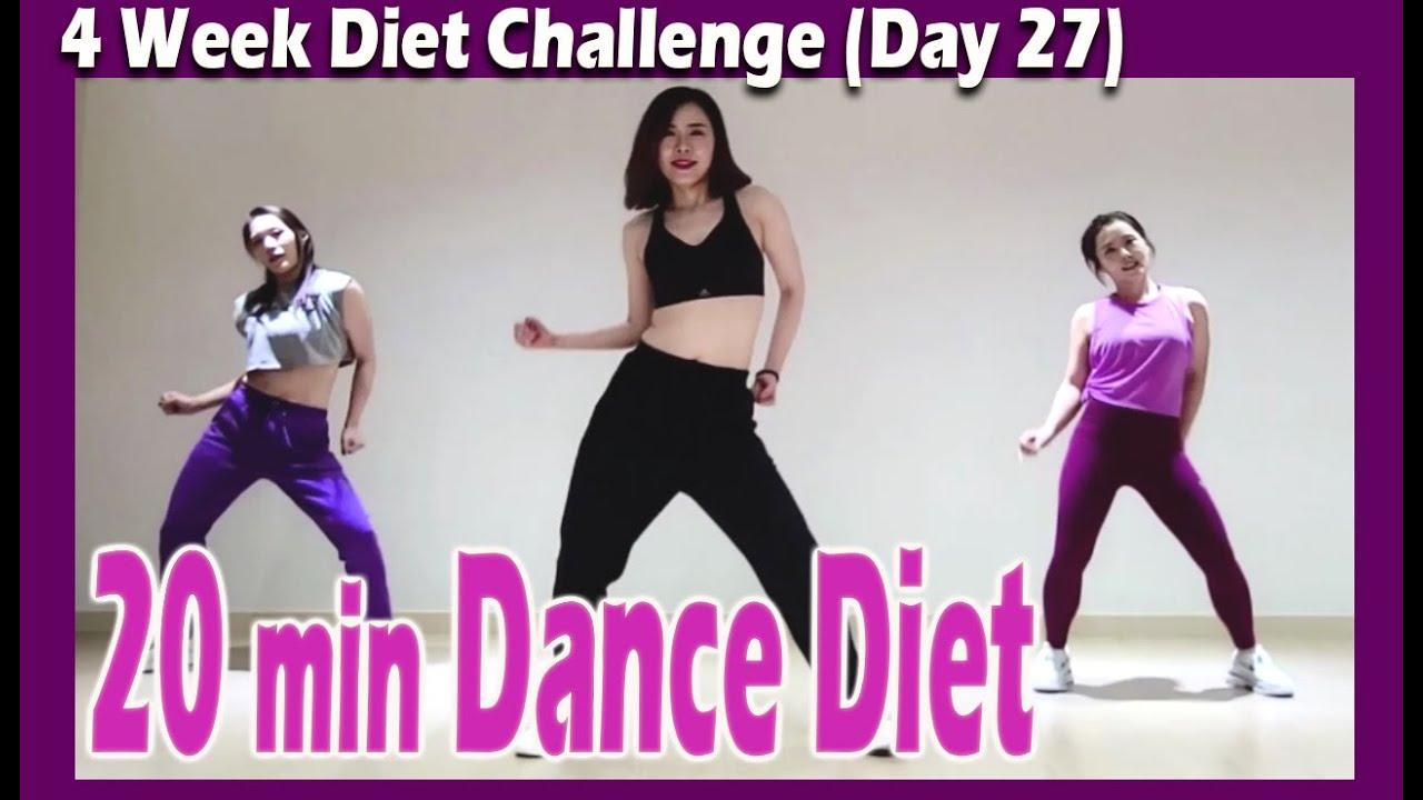 [4 Week Diet Challenge] Day 27 | 20 minute Dance Diet Workout | 20분 댄스다이어트 | Choreo by Sunny | 홈트|