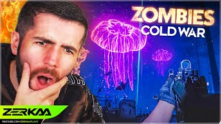 "1st COLD WAR ZOMBIES PLAYTRHOUGH ""Die Maschine"" (Call of Duty: Black Ops Cold War)"