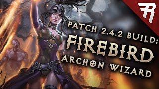 Diablo 3 2.4.2 Wizard Build: Firebird Archon GR 95+ (Guide)