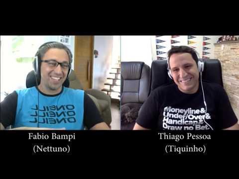 Conversa de Trader Esportivo  Nettuno e Thiago Pessoa