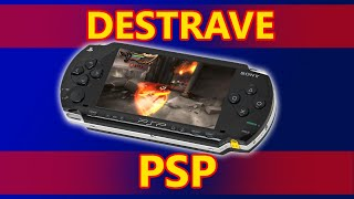 COMO DESTRAVAR PSP SONY - Download Kit Destrave Versão 6.61