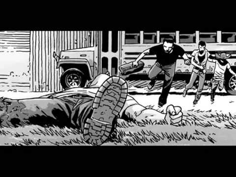 El final de Negan - The Walking Dead - comic español