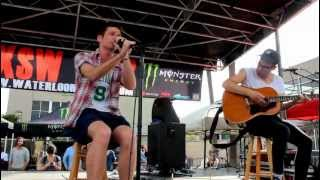 UTG TV: Fun. - Why Am I The One (Acoustic) (Live @ SXSW 2012)