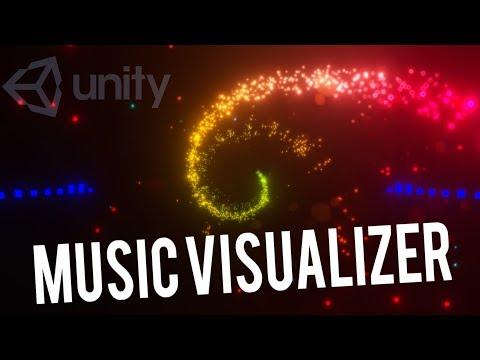 Beautiful Unity Music Visualizer (WIP)