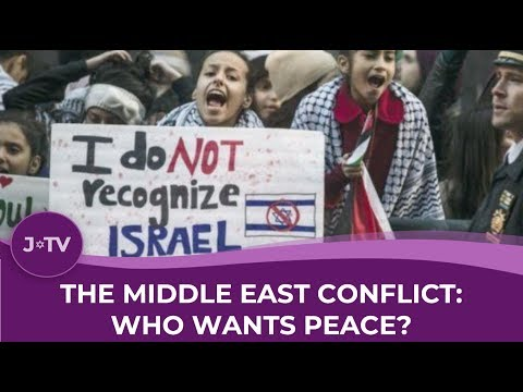 The Middle East Conflict: Who Wants Peace?