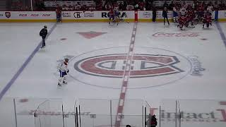 Hardest shot - Montreal Canadiens Skills Competition 1/20/19