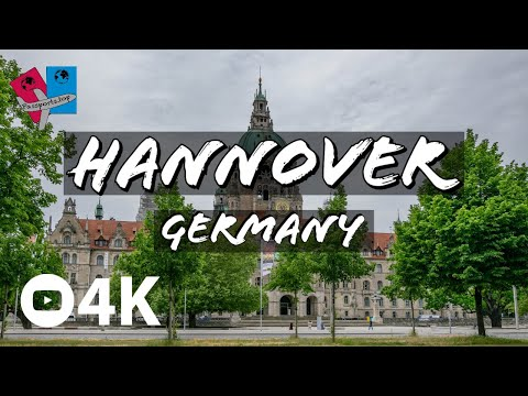 Top tourist attractions in Hannover - Germany 4K