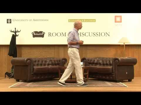 Peter Singer - Ethics for One World (lecture + interview)