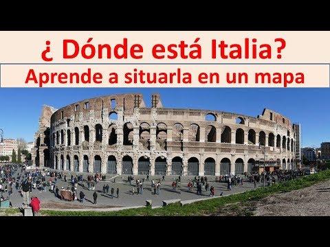 donde esta Italia