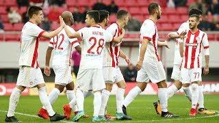 Highlights: Ολυμπιακός - Πλατανιάς 2-0 / Highlights: Olympiacos - Platanias 2-0