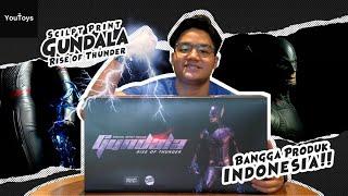 DAPET GUNDALA STATUE DARI @Bumilangit Entertainment! WAJIB BELI!?