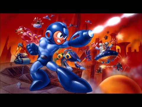 Mega Man 7 - Intro / Ruined Highway HD Music