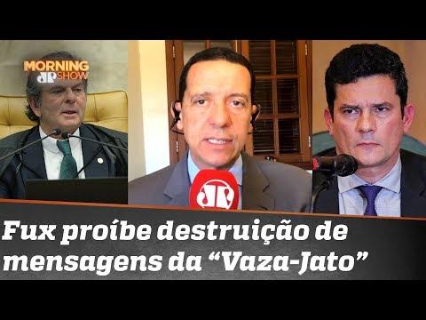 José Maria Trindade: ministro proíbe destruição de mensagens da Vaza-Jato