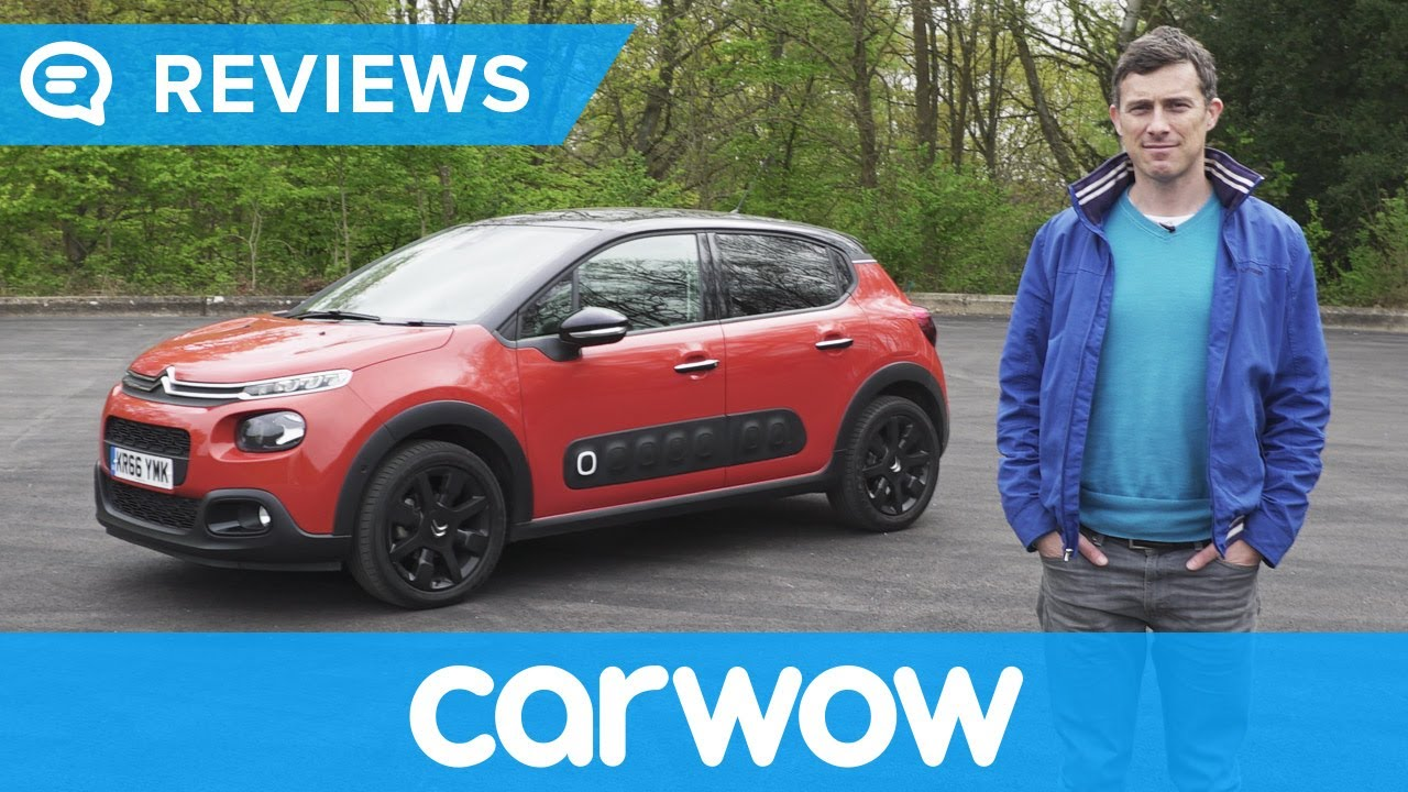 Citroen C3 2018 in-depth review | Mat Watson Reviews