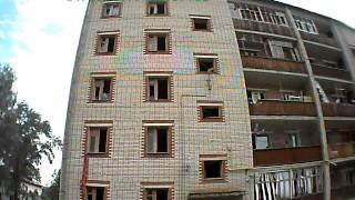 последствия взрывов в Пугачёво (Удмуртия)
