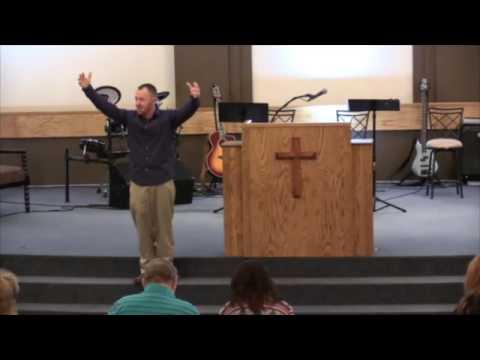 The Precious Blood of Jesus - Pastor Josh Bush 4-2-17