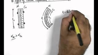 14. Physics | Thermal Expansion | Effect of Linear Expansion on Bimetallic Strip | Ashish Arora (GA)