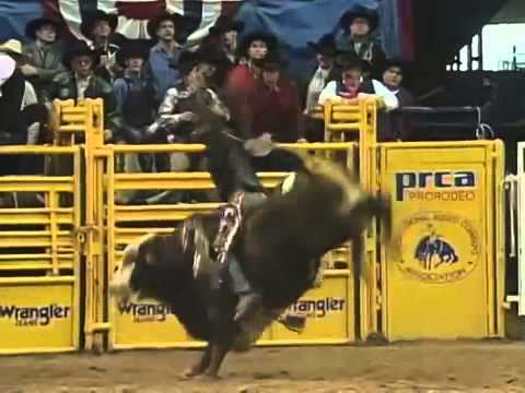 Top 25 NFR Bull Rides 1991 2012