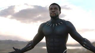 Pantera Negra - Trailer #1 HD [Chadwick Boseman, Michael B. Jordan]