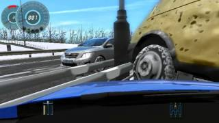3Д инструктор аварии (1) запись с видео регестратора