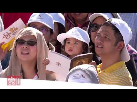 Pope Francis – Abu Dhabi - Holy Mass videonews 2019-02-05