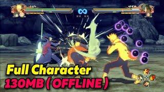 Gambar cover Keren Hanya 130 MB Naruto Ultimate Ninja Storm 4 For Android Offline   Mod Apk Naruto Senki Mobile