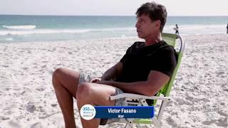 Victor Fasano em apoio a campanha #LeilãoFóssilNão