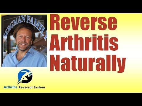 How To Reverse Arthritis Naturally