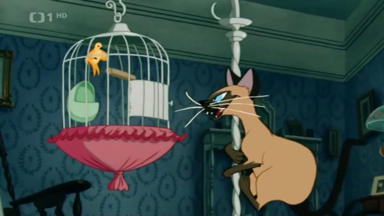 Lady and the Tramp (Lady a Tramp) - The Siamese Cat Song ...