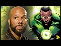 Suicide Squad's Common on playing Green Lantern Again but in the DCEU