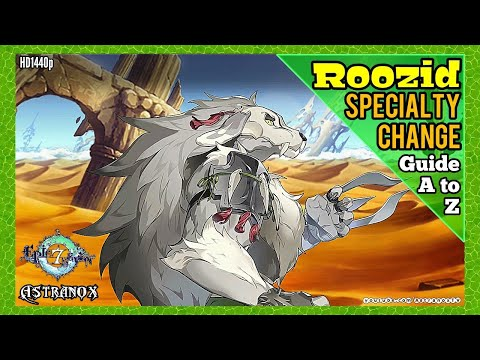 EPIC SEVEN Roozid Hero Specialty Guide [Rune Skill Tree Priority] Epic 7 Shiny Enchantment Catalyst