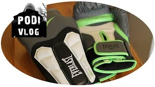 Everlast Prime Boxing Gloves 14 oz  | Unboxing | PODIvlog