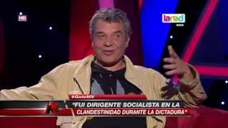Los años de Alejandro Goic como dirigente del Partido Socialista en la clandestinidad