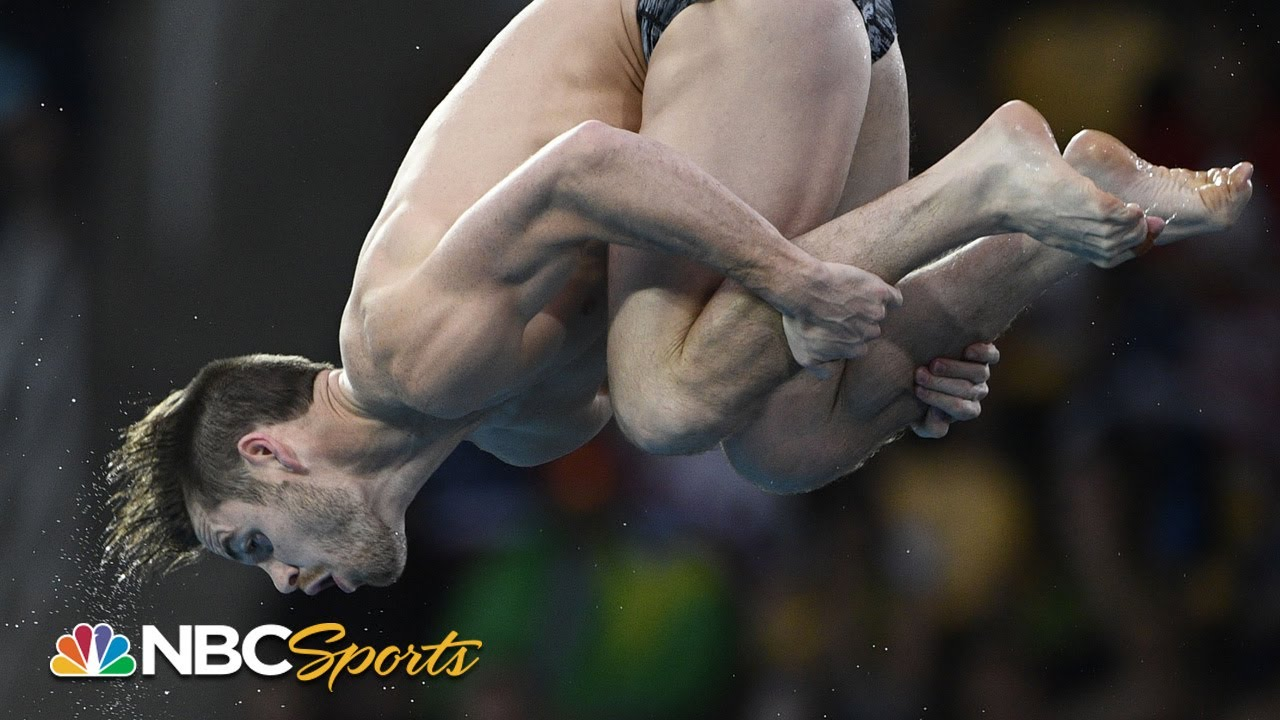 David Boudia Dominates for 3m Springboard Gold | NBC Sports