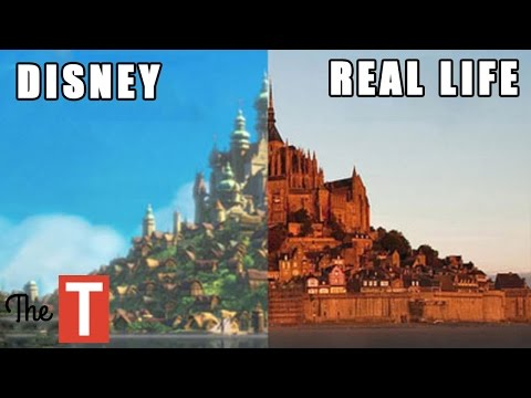 Thumbnail: 10 Disney Movie Locations That Exist In Real Life