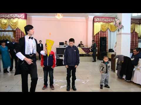 Видео: Лучший иллюзионист в мире шоу талантов 2014 прикол смотреть