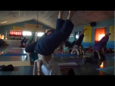 yoga vidya gurukul an Irish pilgrim's perspective