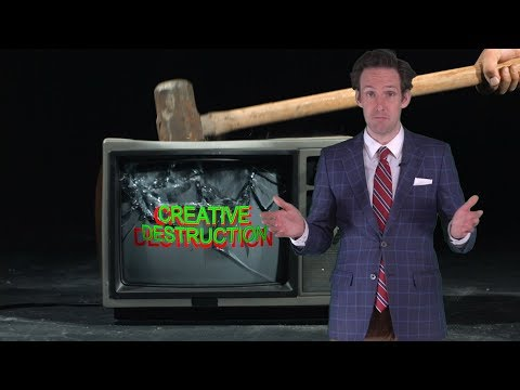 Mostly Weekly Series Finale: Creative Destruction