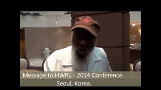 World Alliance of Religions Peace Summit - Dick Gregory and Art Rocker