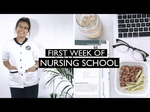 First Day of Clinical  | Nursing School Edition