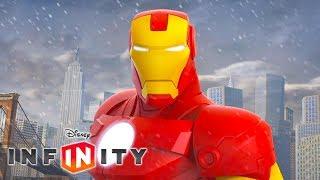 Железный человек Мультик Компьютерные Игры для Детей на Русском Супергерой видео