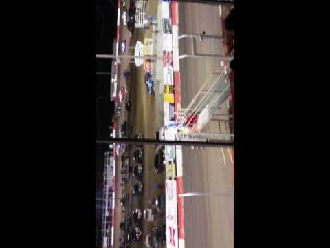 Beatrice speedway IMCA Sport compact A Feature 8-5-16
