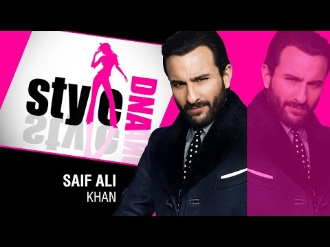 Saif's cool dressing sense decoded | Style DNA | B4U Entertainment