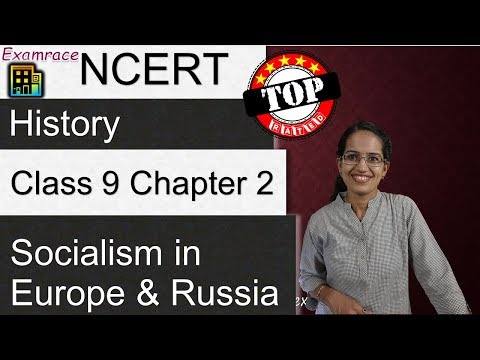 NCERT Class 9 History Chapter 2: Socialism in Europe and Russia