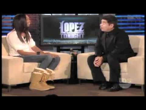 Antoine Dodson Interview on Lopez Tonight, November 8, 2010. George Lopez